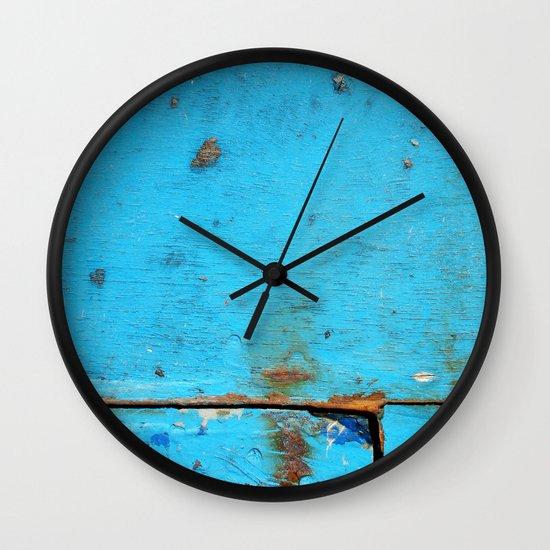 Segments Wall Clock