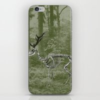 nothing to wear? iPhone & iPod Skin