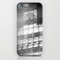 black and white dream iPhone 6 Slim Case