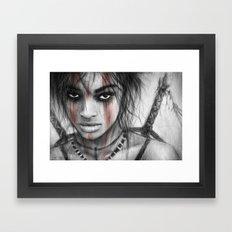 Vengeance  Framed Art Print