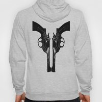 That's When I Reach For My Revolver Hoody