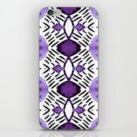 Amethyst Tundra iPhone & iPod Skin