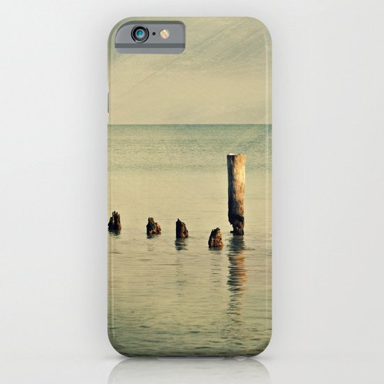 Pilings iPhone & iPod Case