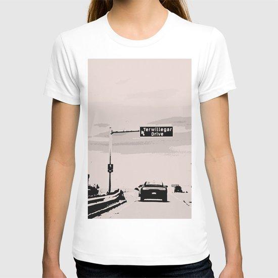 Terwillegar Drive T-shirt