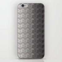 Pattern #6 Greyscale iPhone & iPod Skin