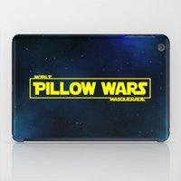 Pillow Wars iPad Case