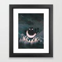 Come Closer Framed Art Print