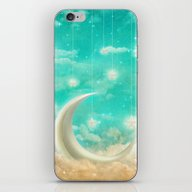 Dreams Are Illustrations… iPhone & iPod Skin