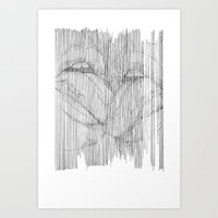 Play Your Part Art Print