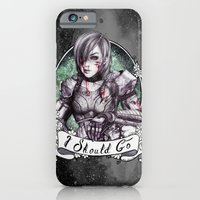 I Should Go iPhone 6 Slim Case