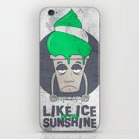 Like Ice in the Sunshine. iPhone & iPod Skin