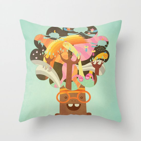 Rigoberto Throw Pillow