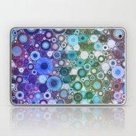 Circles At Midnight Laptop & iPad Skin