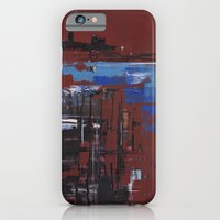Abstract 2014/12/13 iPhone 6 Slim Case