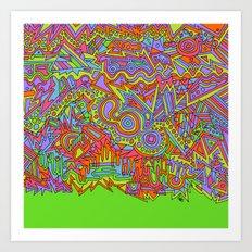 Maccles Art Print
