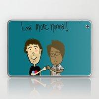 More Normal!  Laptop & iPad Skin