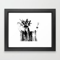 Free My Soul Framed Art Print