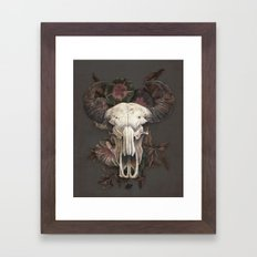 Roam Framed Art Print