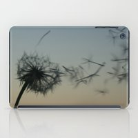 wishes on the wind iPad Case