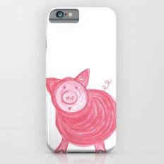 Little Piggy! Slim Case iPhone 6s