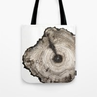 Cross-section I Tote Bag