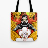 The Final Golden Dawn Of… Tote Bag