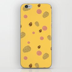 golden ditty iPhone & iPod Skin