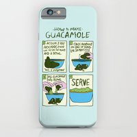 HOW TO MAKE GUACAMOLE iPhone 6 Slim Case