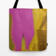 PINK NYC Tote Bag