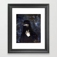 Saudi Framed Art Print