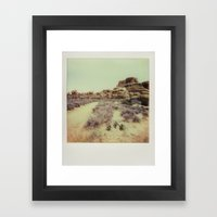 Arches National Park - P… Framed Art Print