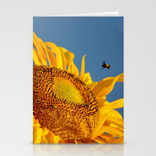 Mr. Yellow Britches Stationery Card