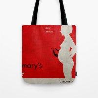 R's Baby Tote Bag