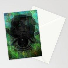 A VERY PRIVATE EYE Stationery Cards