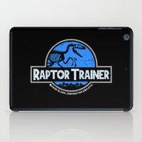 Raptor Trainer iPad Case