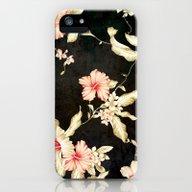 VINTAGE FLOWERS III - Fo… iPhone (5, 5s) Slim Case