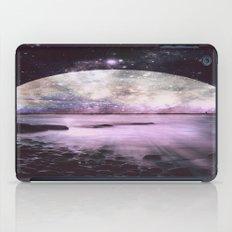 Mystic Lake Lavender iPad Case