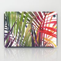 The Jungle vol 3 iPad Case