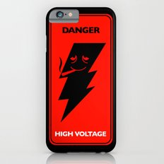 HIGH Voltage iPhone 6s Slim Case