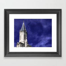 Lofty Heights Framed Art Print