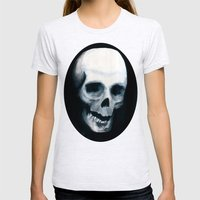 Bones XV Womens Fitted Tee Ash Grey SMALL