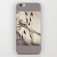 D-Fly Draw iPhone & iPod Skin