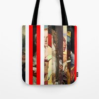 Stars in stripes 6+ Tote Bag
