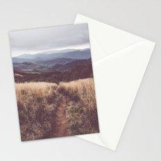 Bieszczady Mountains Stationery Cards