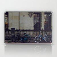 Bikes In Amsterdam Laptop & iPad Skin