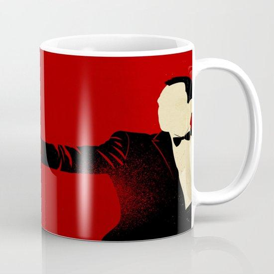 The Double Agent Mug