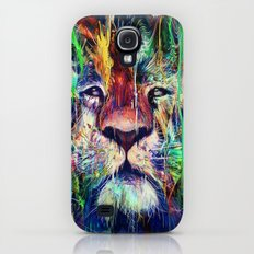Lion Galaxy S4 Slim Case
