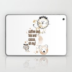 Coffee and Tea and Cocoa, Oh My! Laptop & iPad Skin