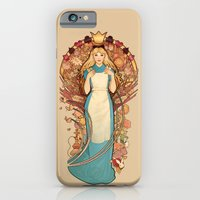 Curious And Curiouser iPhone 6 Slim Case