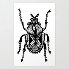 Big Bug Art Print